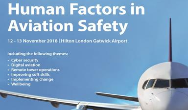 Human Factors In Aviation Safety 12 13 November 2018